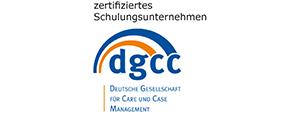 Teilnehmer und Teilnehmerinnen des neuen DGCC-Kurses mit Dozentin Anja Kellersohn
